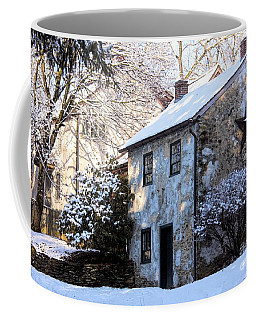 Snow Shanty In West Chester, Pennsylvania Coffee Mug