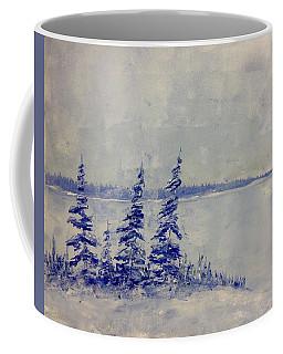 Snow Sqaull  Coffee Mug