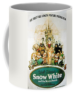 Snow White And The Seven Dwarfs Coffee Mug