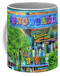 Snowballs And Lemonade Coffee Mug