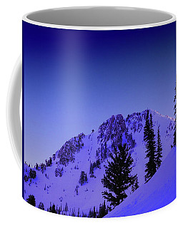 Snowbasin Coffee Mug by Raymond Salani III