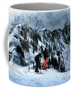 Snowbird Coffee Mug by Jim Hill