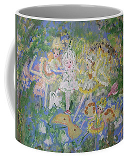 Snowdrop The Fairy And Friends Coffee Mug