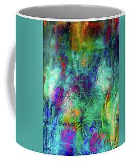 Snowdrops In April Coffee Mug