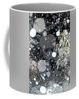 Snowfall Deconstructed Coffee Mug