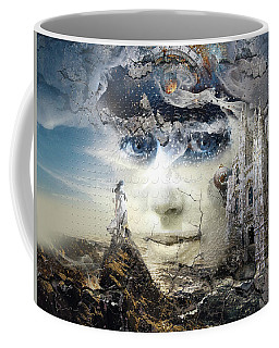 Snowfall In Parallel Universe Or The One That Got Away Coffee Mug