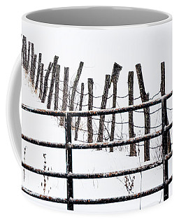 Snowfield Entry - Coffee Mug