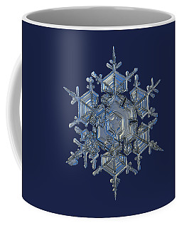 Snowflake Photo - Crystal Of Chaos And Order Coffee Mug