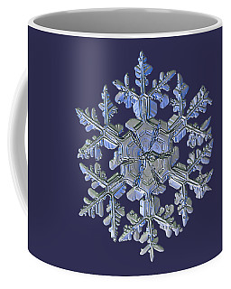 Snowflake Photo - Gardener's Dream Alternate Coffee Mug
