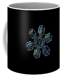 Snowflake Photo - High Voltage IIi Coffee Mug
