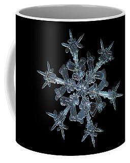 Snowflake Photo - Starlight II Coffee Mug