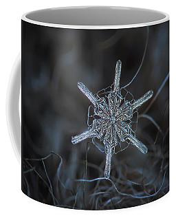 Snowflake Photo - Steering Wheel Coffee Mug