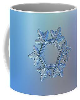 Snowflake Photo - Sunflower Coffee Mug