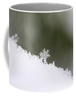 Snowflake Coffee Mug by Victor K