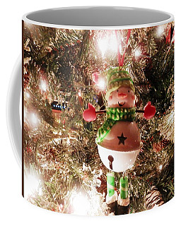 Happy Snowman Needs A Hug Coffee Mug