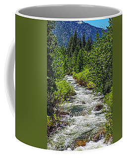 Snowmelt On The Carson Coffee Mug