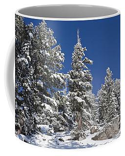 Snowscape 2 Coffee Mug