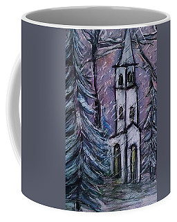 Snowscape Coffee Mug