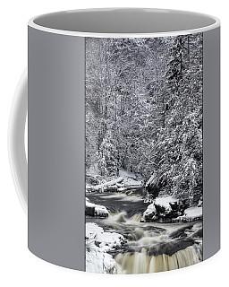 Snowy Blackwater Coffee Mug
