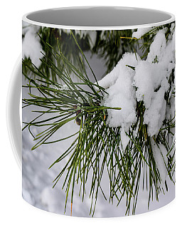 Snowy Branch Coffee Mug