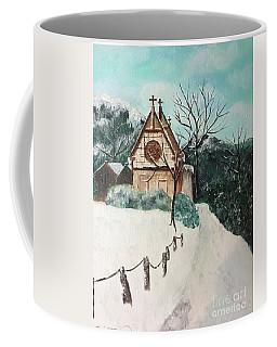 Snowy Daze Coffee Mug
