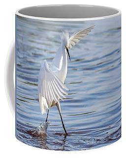 Snowy Egret 0322-111217-1cr Coffee Mug