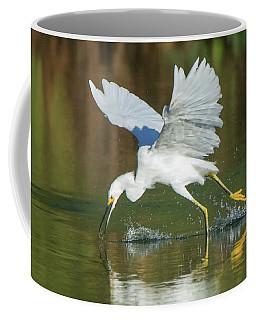Snowy Egret 4845-091917-2cr Coffee Mug