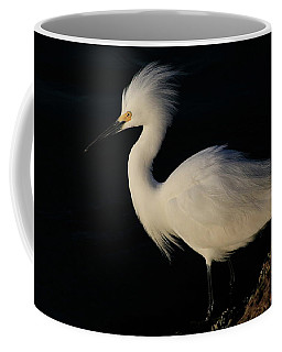 Snowy Egret, Florida Coffee Mug