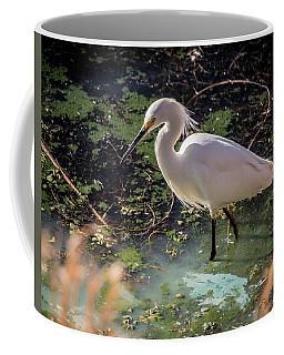 Snowy Egret II Coffee Mug