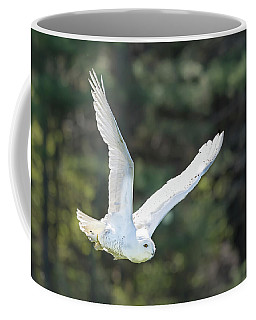 Snowy Glide Coffee Mug