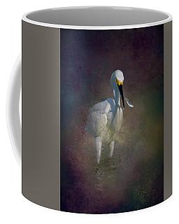 Snowy Lunch Coffee Mug