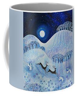 Snowy Peace Coffee Mug