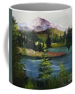 Snowy Range Coffee Mug
