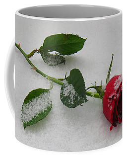Richard's  Rose Coffee Mug