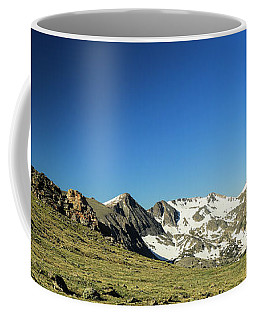 Snowy Top Coffee Mug
