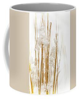 Snowy Weed - Vertical Coffee Mug