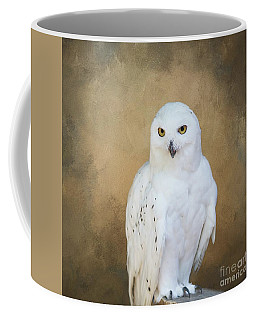 Snowy White Coffee Mug