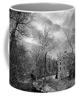 Coffee Mug featuring the photograph Snuff by Diana Angstadt