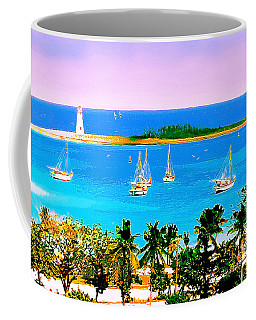 Snug Harbor Coffee Mug