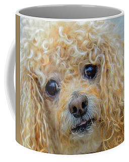 Coffee Mug featuring the photograph Snuggles by Steven Richardson