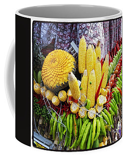 Coffee Mug featuring the photograph So, Elephants Eat Red Hot Chile by Mr Photojimsf