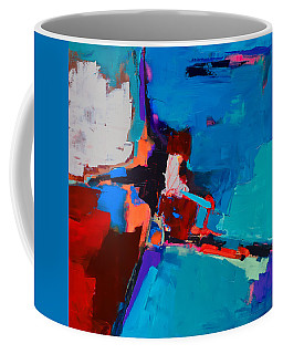 So Far - Art By Elise Palmigiani Coffee Mug by Elise Palmigiani