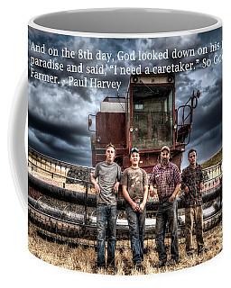 So God Made A Farmer Coffee Mug