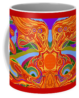 So Hot It Will Burn Your Face Off Art And Text Coffee Mug