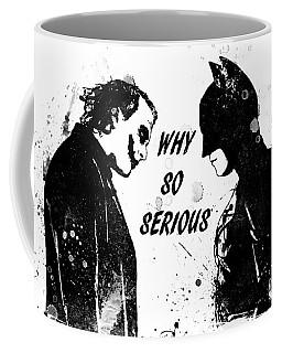 So Serious Coffee Mug
