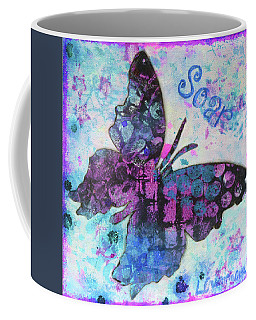 Soar Butterfly Coffee Mug