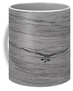 Soaring Gull Coffee Mug