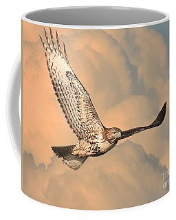 Soaring Hawk Coffee Mug