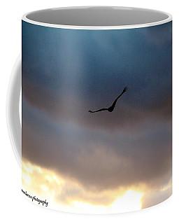Soaring  Coffee Mug by Nance Larson
