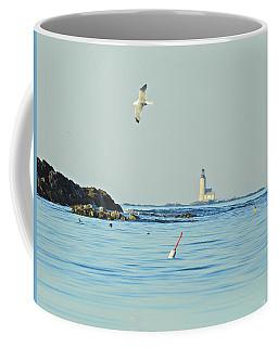 Soaring Seagull Coffee Mug